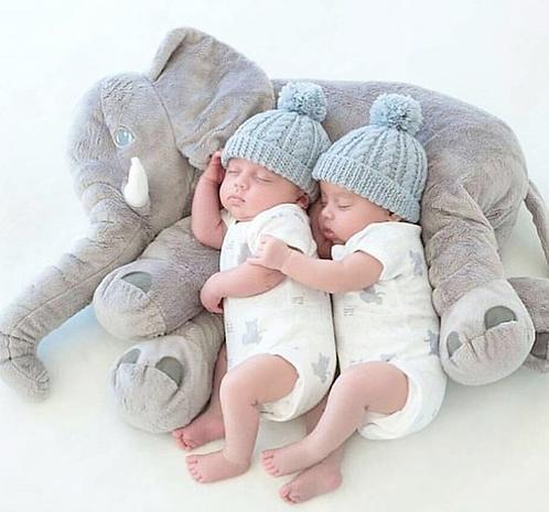 Cojín Baby Sleep Elefante