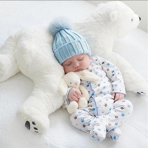 Cojín Baby Sleep Oso polar