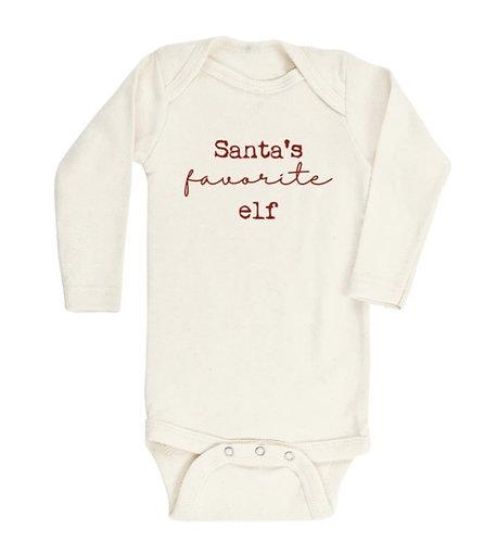 Body - camiseta Santa Elf