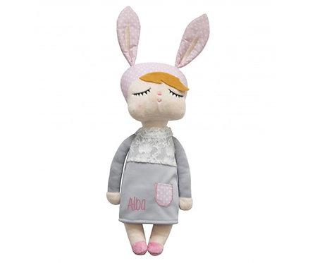 Little Bunny gris claro
