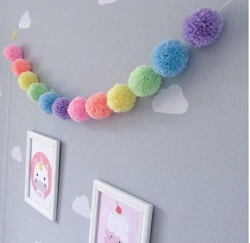 Guirnalda decorativa dreams (personalízala)
