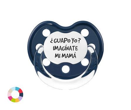 Chupete personalizado Guapo