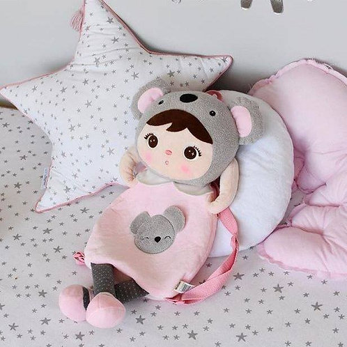 Mochila Animal Princess Doll Koala