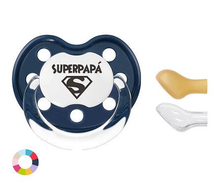 Chupete personalizado SuperPapá