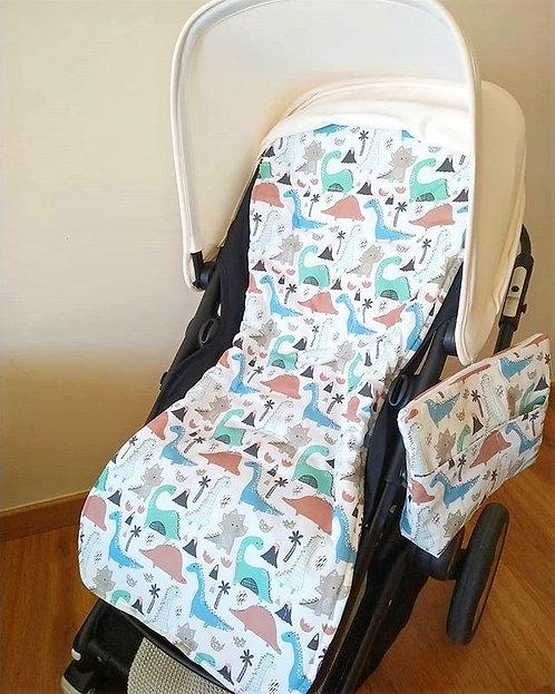 Colchoneta verano silla universal (+ diseños)