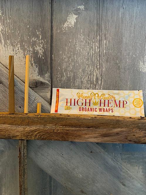 High Hemp Organic Wraps