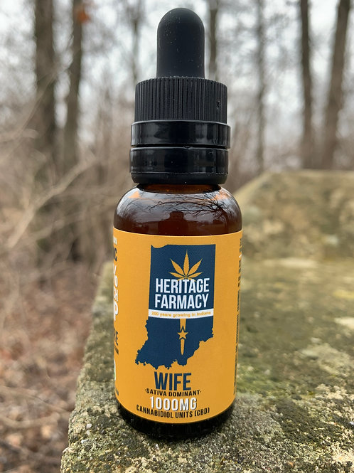 Heritage Farmacy 1000mg CBD oil