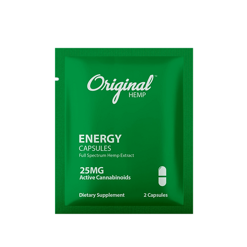 Energy Capsules - Daily Dose