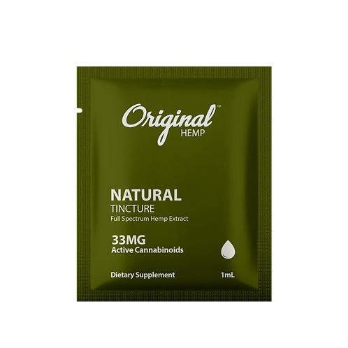 Natural Tincture - Daily Dose