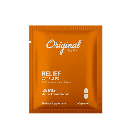 Relief Capsules - Daily Dose