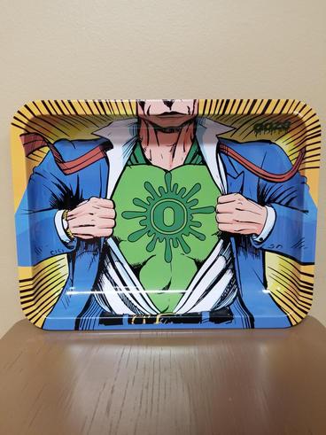 Ooze SuperMan