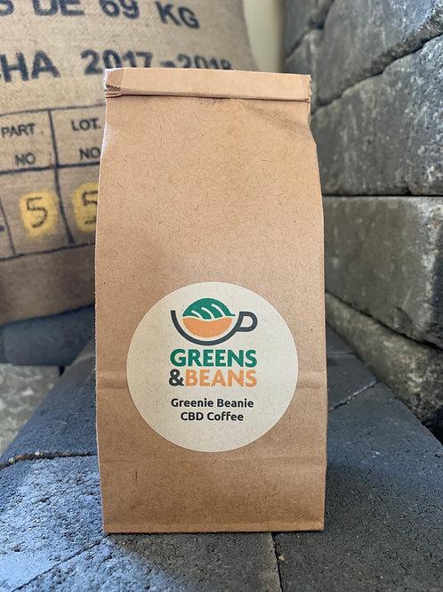 Greenie Beanie CBD coffee