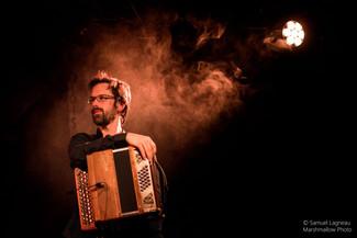 04 & 05 décembre 2021 Stage d'accordéon diatonique avec Aurélien Claranbaux