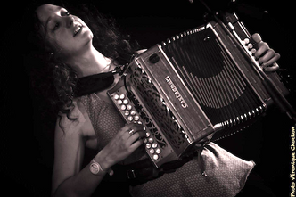 18 & 19 septembre 2021 Stage d'accordéon diatonique