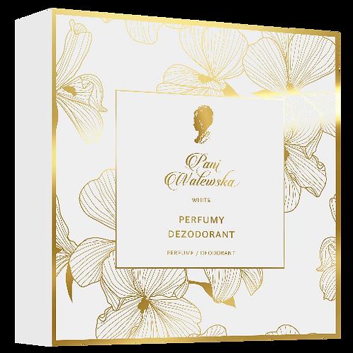 PANI WALEWSKA WHITE  PERFUME + DEZODORANT