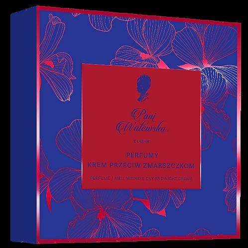 GIFT SET MEVROUW PANI WALEWSKA ANTI-WRINKLE CREAM + PERFUME