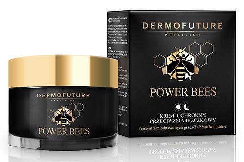 POWER BEES protective anti-rimpel cream