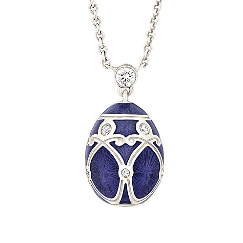 Fabergé Heritage PALAIS YELAGIN ROYAL BLUE SMALL PENDANT