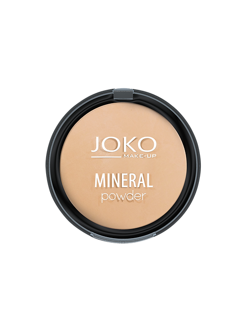MINERAL POWDERS BAKED