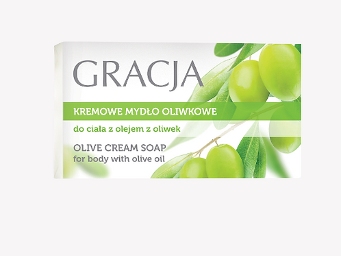 GRACE CREAMY OLIVE SOAP