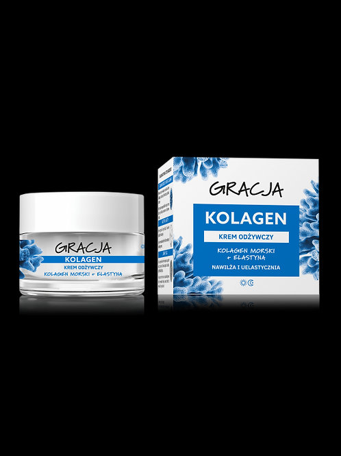 GRACJA COLLAGEN NOURISHING CREAM