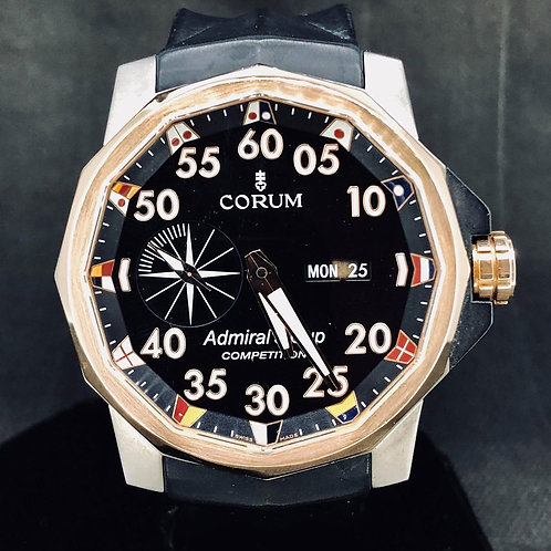 Corum Admiral's Cup Competition, 48MM , Rose Gold / Titanium, MIN