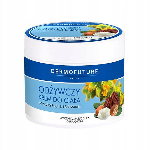 Nourishing Body Cream, 300 ml, makes your skin smooth and soft