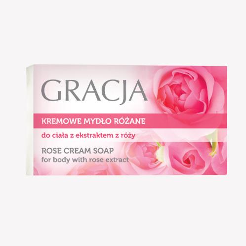 GRACE CREAMY ROSE SOAP