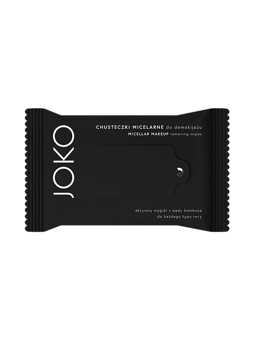 MICELLAR WIPES FOR JOKO MAKE-UP REMOVER