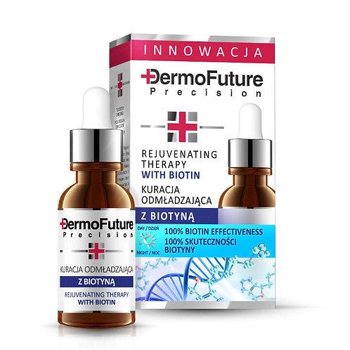 DermoFuture REJUVENATING Therapy with 100% BIOTIN