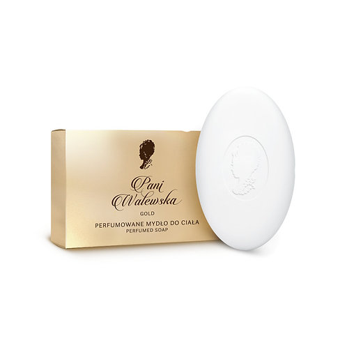 PANI WALEWSKA GOLD PERFUMED BODY SOAP