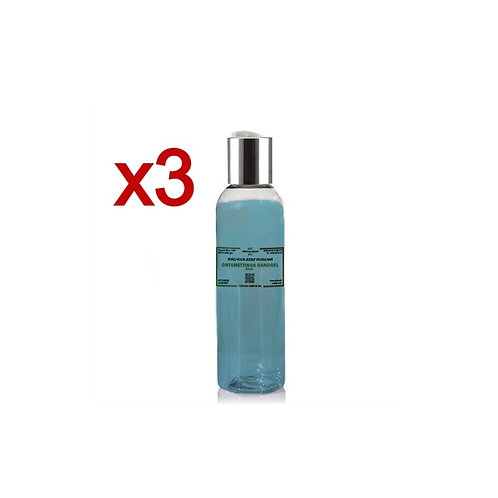 Handgel PET DELUX fles 100 ml