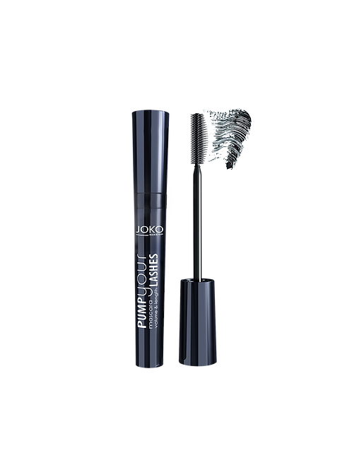 MASCARA PUMP YOUR LASHES