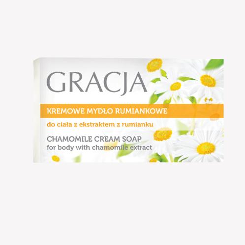 GRACE CREAMY CAMOMILE SOAP
