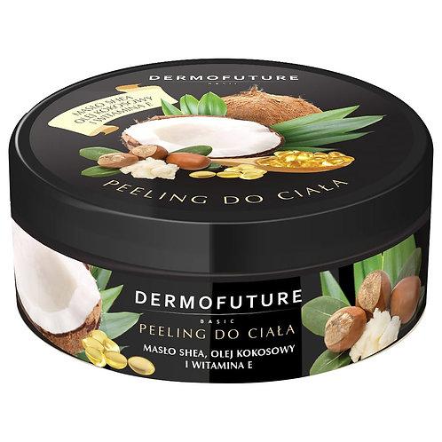 DERMOFUTURE Moisturizing body peeling 200 ml.