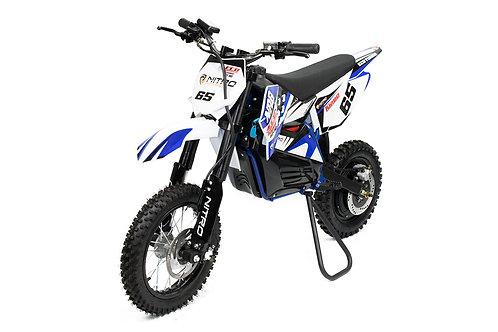 NITRO Motors 800W ECO NRG R2 XL Turbo 12/10 48V hydraulik Bremsen Elektro Dirt
