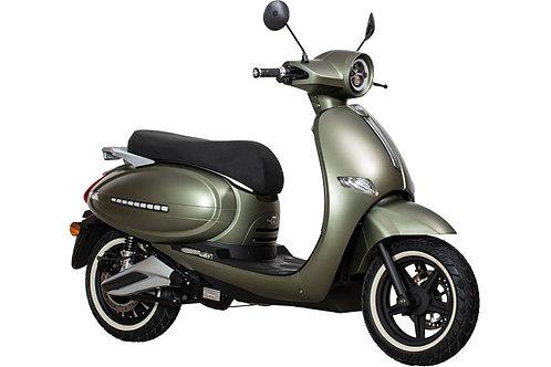 E.F.O ET4000 - eScooter mit 4000W, 75 km/h, bis 100 km Reichweite