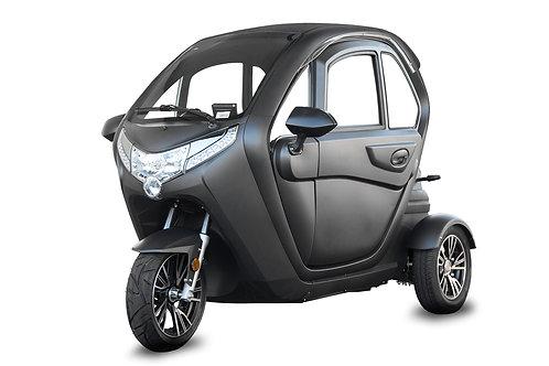 EEC Elektroauto Geco T Ole 1,5kW inkl. 72V 52Ah Bleiakku Straßenzulassung