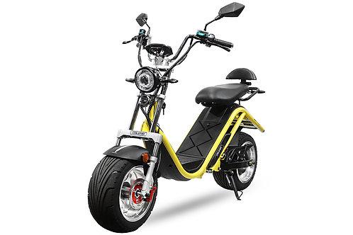 eScooter Goerlitz EEC Cruzer i12 2100W