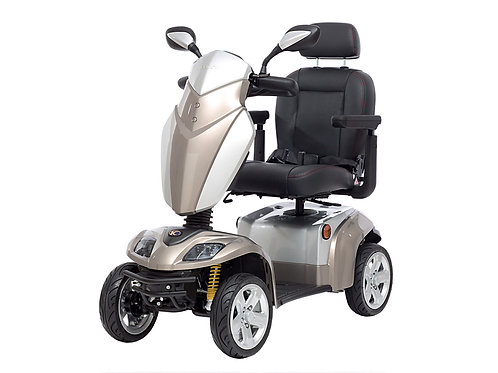Seniorenmobil Agility von Kymco 15 km/h