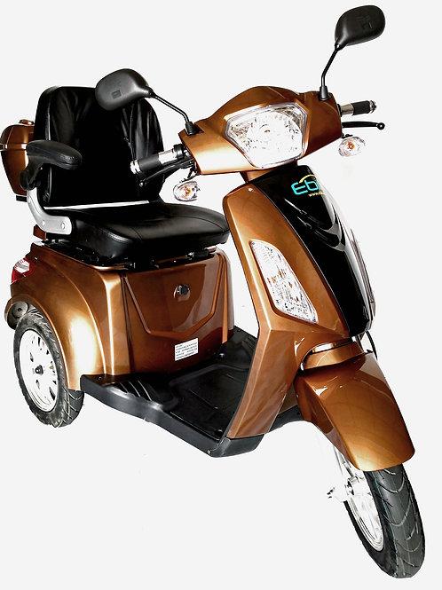 Ebilo Seniorenmobil Quick - entnehmbarer Akku