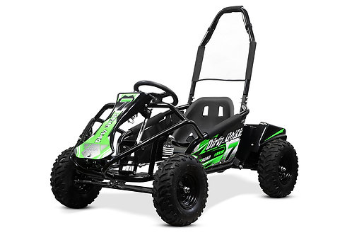 Nitro Motors Eco GoKid Dirty 1000W 48V 6 Zoll Offroad Kinderbuggy