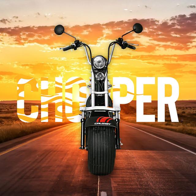 eScooter Görlitz eChopper