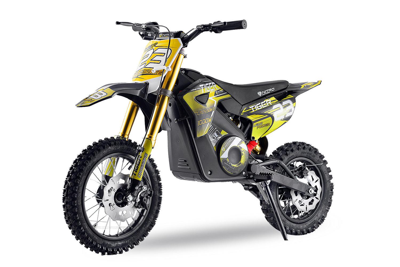 Nitro Motors eDirtbike für Kids 1100W
