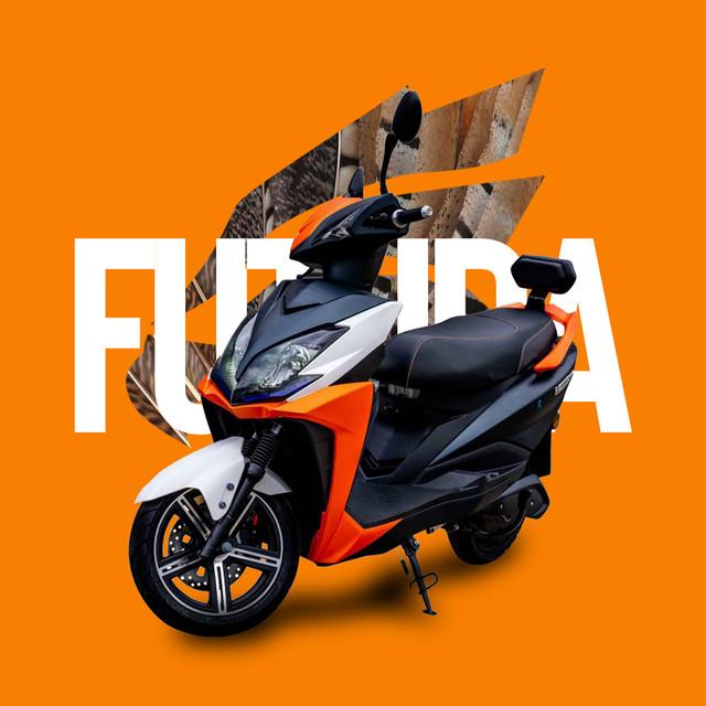 eScooter Görlitz Futura Roller