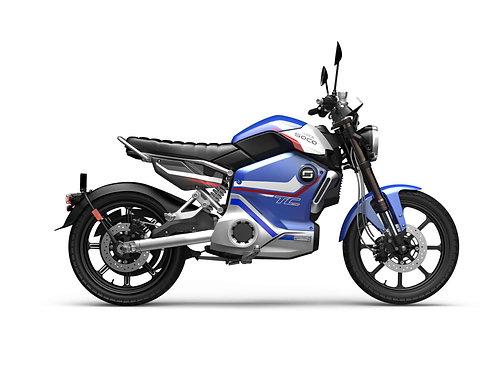 SUPER SOCO TC Pro Elektro Motorrad - LimitedEdition