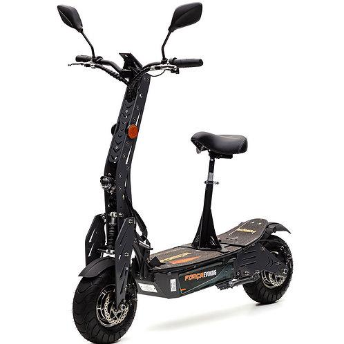 FORÇA Evoking IV Elektro-Scooter mit 15AH LithiumAkku 20 km/h Topspeed