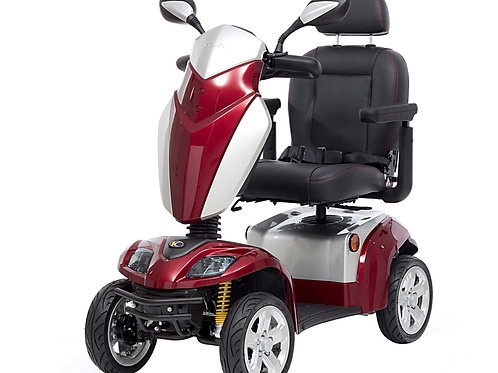 Seniorenmobil Agility von Kymco - 15 km/h