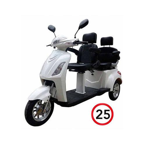 "Elektromobil ""VITA CARE 2000"", Lithium Akku, 25 km/h"