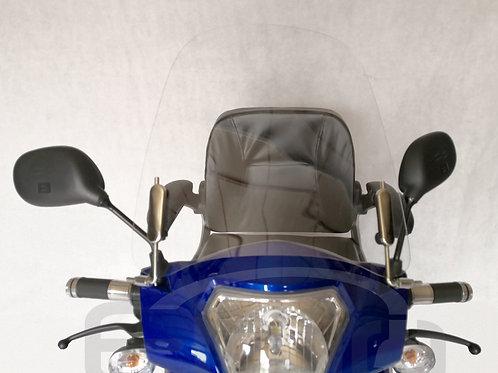 Windschutzscheibe für 3-Rad Seniorenmobil mit Befestigungsmaterial